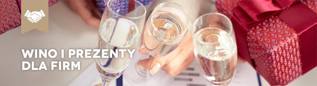 Wino i prezenty dla firm