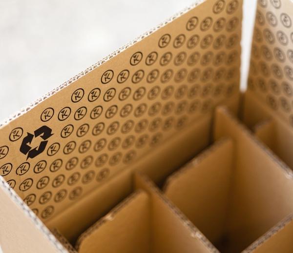 Karton na 6 butelek