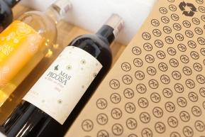 Wina w kartonie na 3 butelki