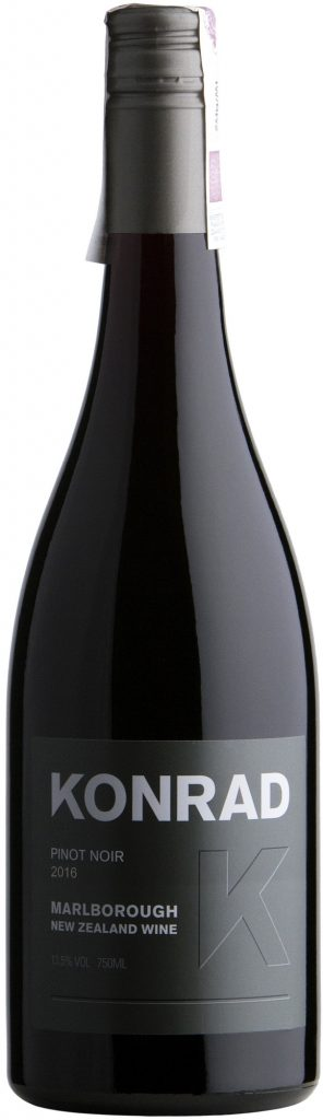 Wino Konrad Pinot Noir Marlborough 2017