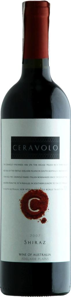 Wino Ceravolo Shiraz Adelaide Plains