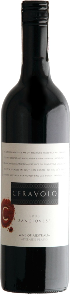 Wino Ceravolo Sangiovese Adelaide Plains
