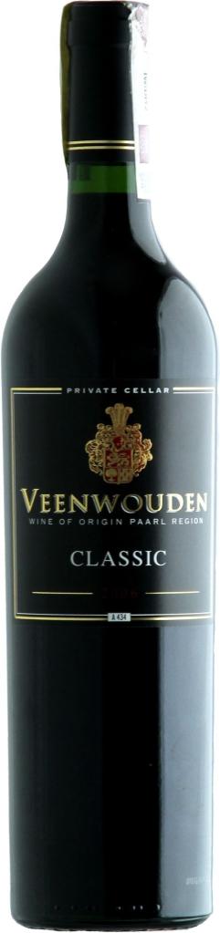Wino Veenwouden Classic Paarl