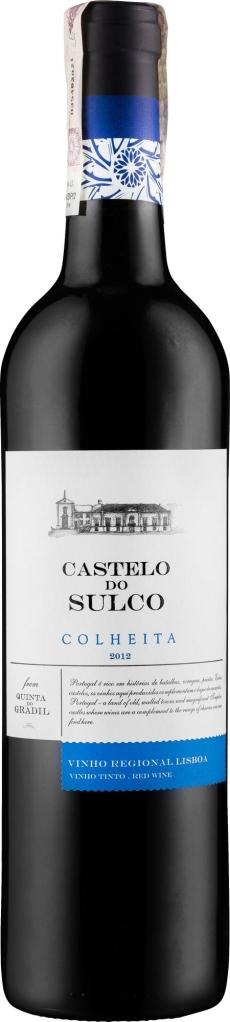 Wino Castelo do Sulco Tinto Lisboa VR