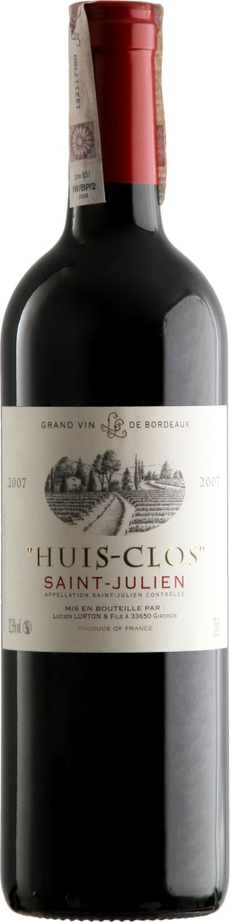 Wino Huis Clos AC Saint Julien