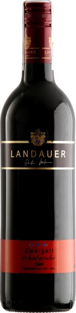 Wino Landauer Zweigelt Burgenland