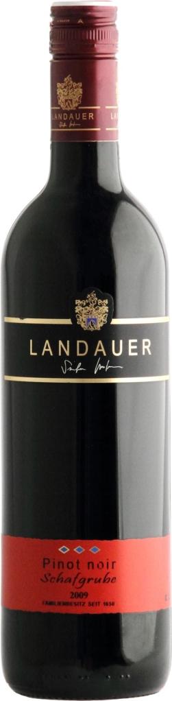 Wino Landauer Pinot Noir Burgenland