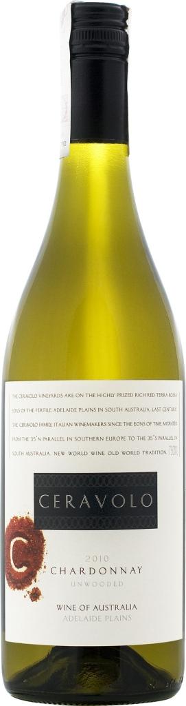 Wino Ceravolo Chardonnay Adelaide Plains