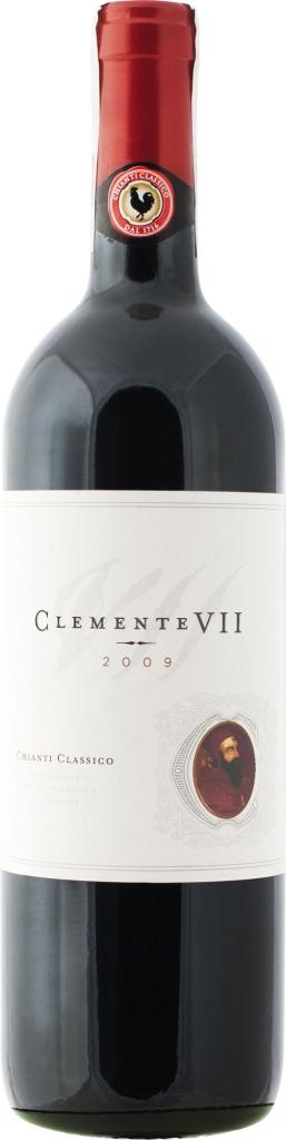 Wino Grevepesa Clemente VII Chianti Classico DOCG 2017