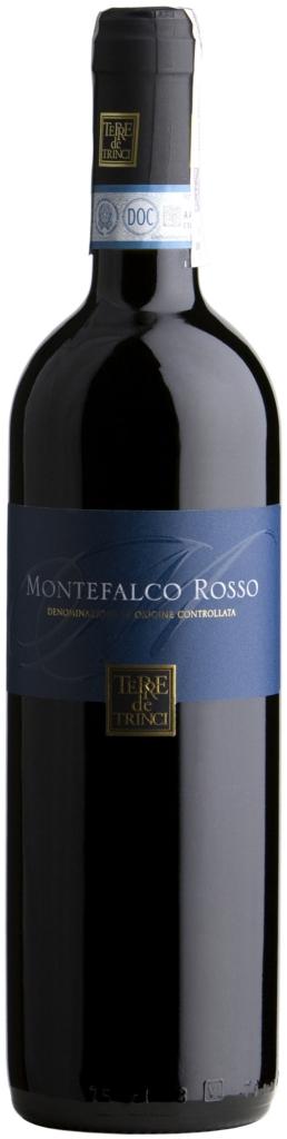 Wino Terre de Trinci Montefalco Rosso DOC 2016