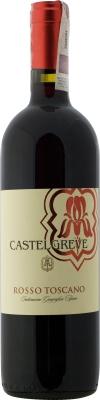 Wino Grevepesa Castelgreve Rosso Toscano IGT