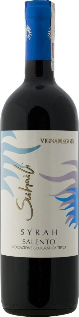 Wino Vignamaggio Suhaili Syrah Salento IGT