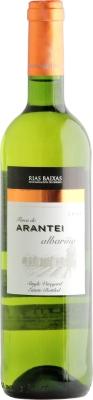 Wino Albariño Finca de Arantei Rias Baixas DO