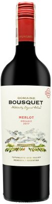 Wino Domaine Bousquet Merlot Mendoza Tupungato 2017