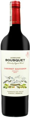 Wino Domaine Bousquet Cabernet Sauvignon Mendoza Tupungato 2017