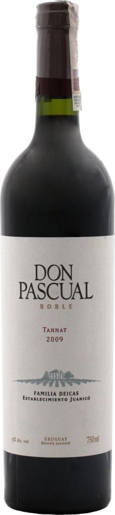 Wino Don Pascual Tannat Roble