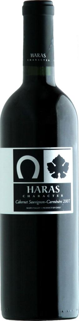 Wino Haras Character Cabernet Sauvignon Maipo Valley
