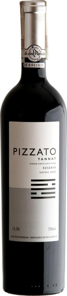 Wino Pizzato Tannat Reserva Vale dos Vinhedos