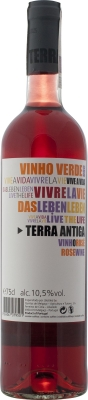 Wino Terra Antiga Rosé Vinho Verde DOC