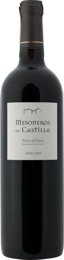 Wino Mesoneros de Castilla Roble DO Ribera del Duero