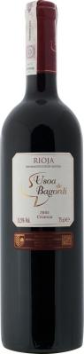 Wino Usoa de Bagordi Crianza Rioja DOCa