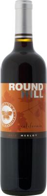 Wino Round Hill Merlot Kalifornia