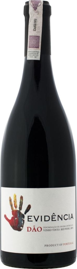 Wino Evidencia Red Dão DOC 2018