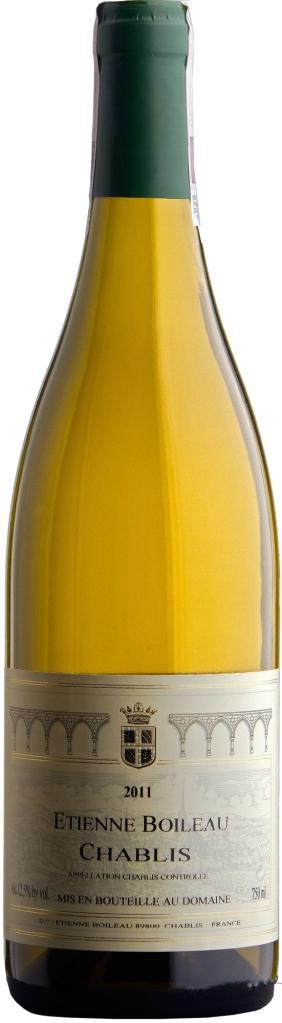 Wino Etienne Boileau Chablis AC