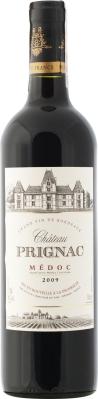 Wino Château Prignac Médoc AC
