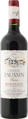 Wino Château Taussin Marssot Bordeaux AC