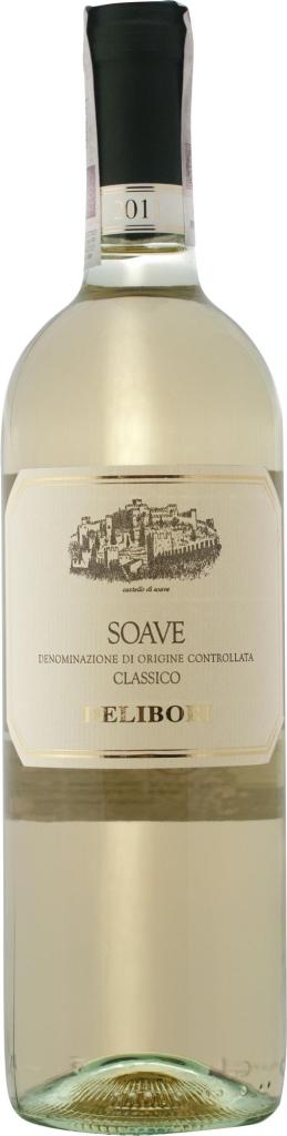 Wino Cantine Delibori Soave Classico DOC