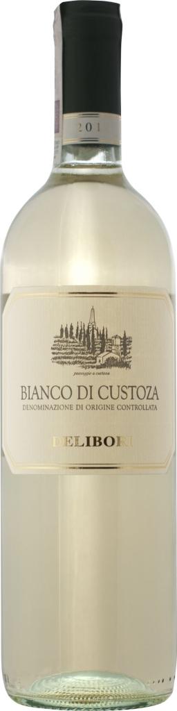 Wino Cantine Delibori Bianco di Custoza DOC