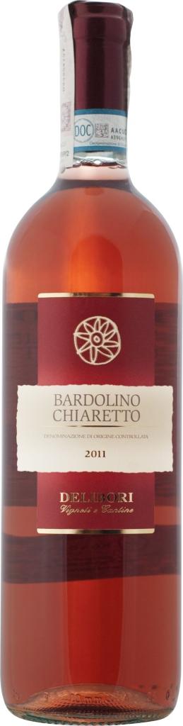 Wino Cantine Delibori Bardolino Chiaretto DOC
