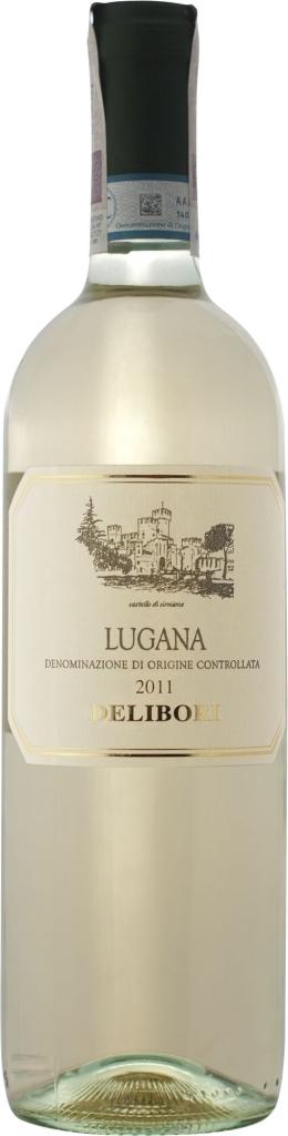 Wino Cantine Delibori Lugana DOC