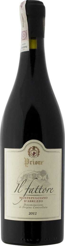 Wino Priore Il Fattore Montepulciano d`Abruzzo DOC 2016