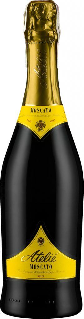 Wino Tosti Moscato Spumante