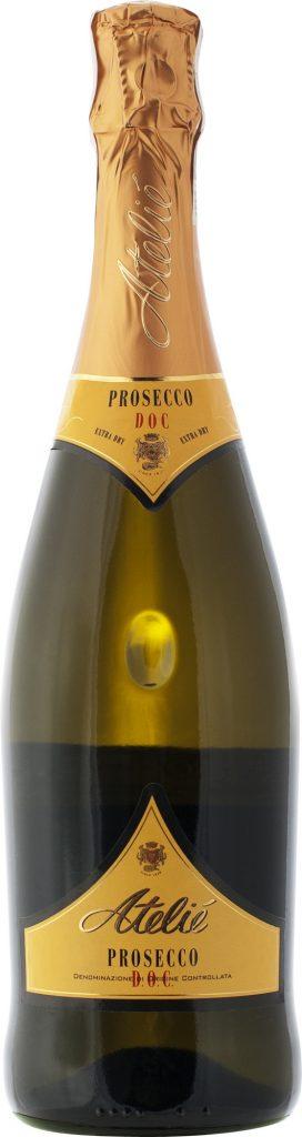 Wino Tosti Atelie Prosecco Extra Dry