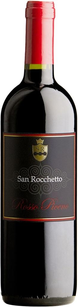 Wino Giogar Vini San Rocchetto Rosso Piceno DOC