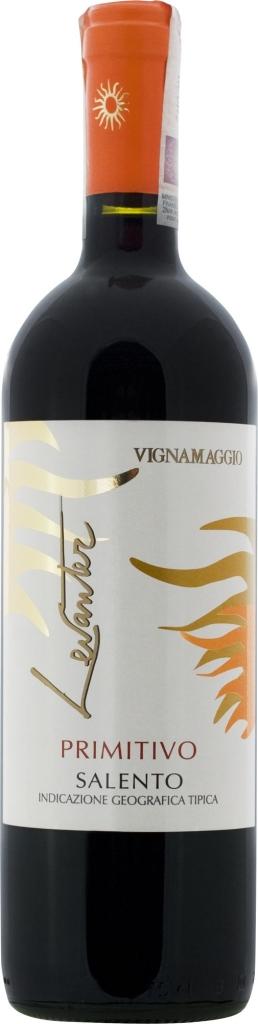 Wino Vignamaggio Levanter Primitivo Salento IGT