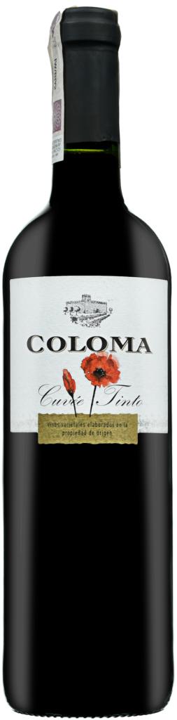 Wino Coloma Cuvée Tinto Extremadura VdlT 2018
