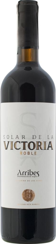 Wino Viña Romana Solar de la Victoria Roble Arribes DO