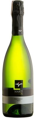 Wino Martí Serdà Cava Brut Nature Penedès