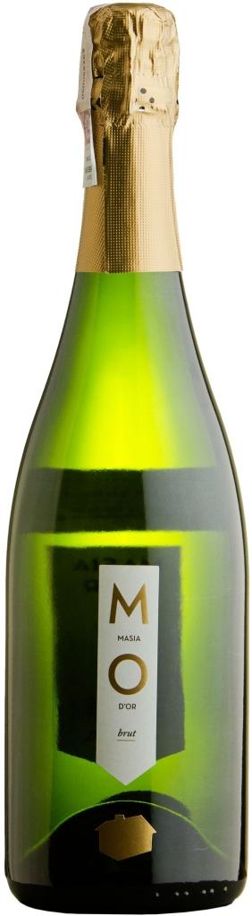 Wino Martí Serdà Masia d`Or Cava Brut Penedès