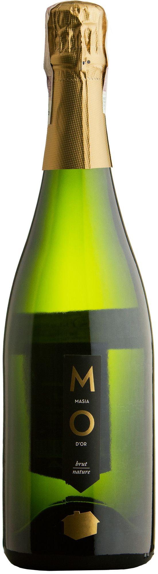 Wino Martí Serdà Masia d`Or Cava Brut Nature Penedès