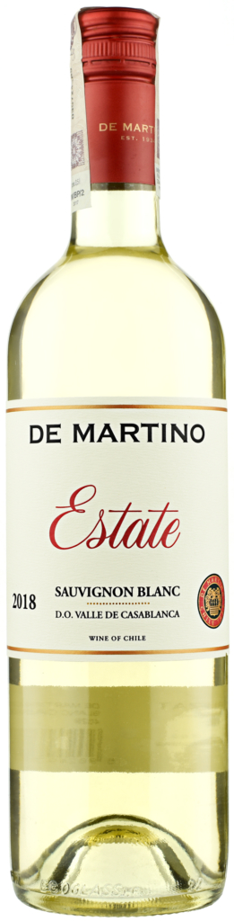Wino De Martino Estate Sauvignon Blanc Casablanca Valley 2019