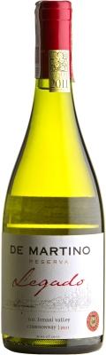 Wino De Martino Legado Chardonnay Limari Valley