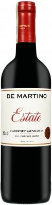 Wino De Martino Estate Cabernet Sauvignon Maipo Valley 2018
