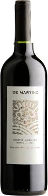Wino De Martino Organic Reserve Cabernet-Malbec Maipo Valley