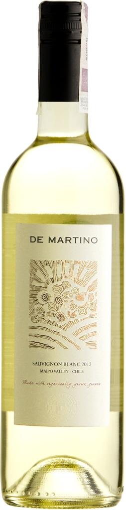 Wino De Martino Organic Reserve Sauvignon Blanc Maipo Valley