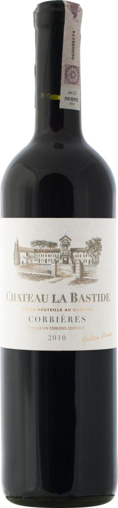 Wino La Bastide Tradition Rouge Corbières AC